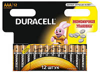 Батарейка AAA Duracell Basic LR03 MN2400 (art.81545432), 1.5V по 12 шт. в упаковці