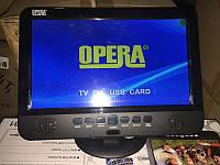 Портативный телевизор Opera TV-1001 USB DVB-T2, фото 1