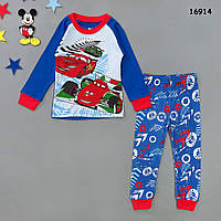 Пижама Cars для мальчика., фото 1