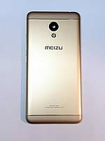 Meizu M3s (Y685H) задняя панель золотая оригинал