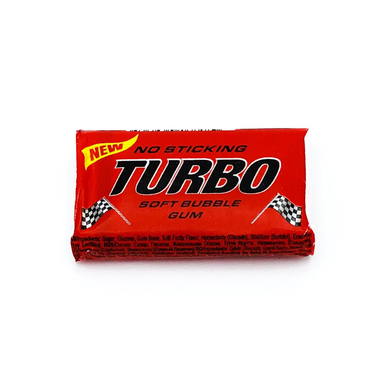 Жвачка Жвачка TURBO Турбо