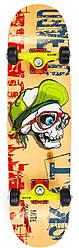 Скейтборд Трюковой MITE - Канадский Клен - Hip-Hop 79 см
