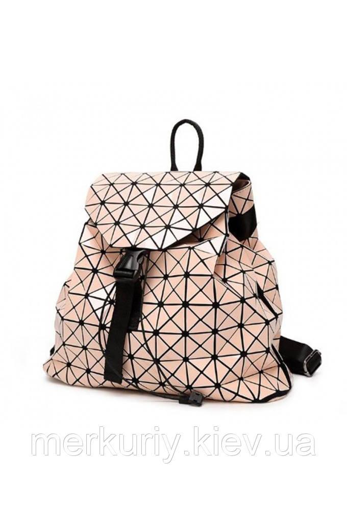 Стильний молодіжний рюкзак Bao Bao Issey Miyake