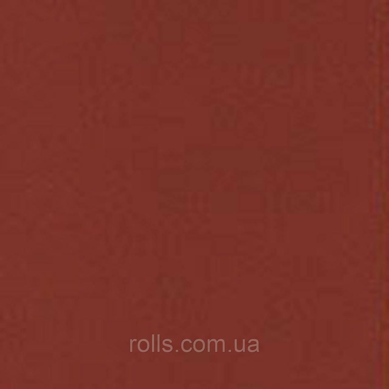 """Лист алюминиевый плоский PREFALZ Р.10 №05 OXYDROT """"КРАСНЫЙ ОКСИД"""" RAL3009 OXIDE RED 0,7х1000х2000мм"""