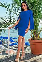К701 Трендовое платье мини (размеры 42-50), фото 3