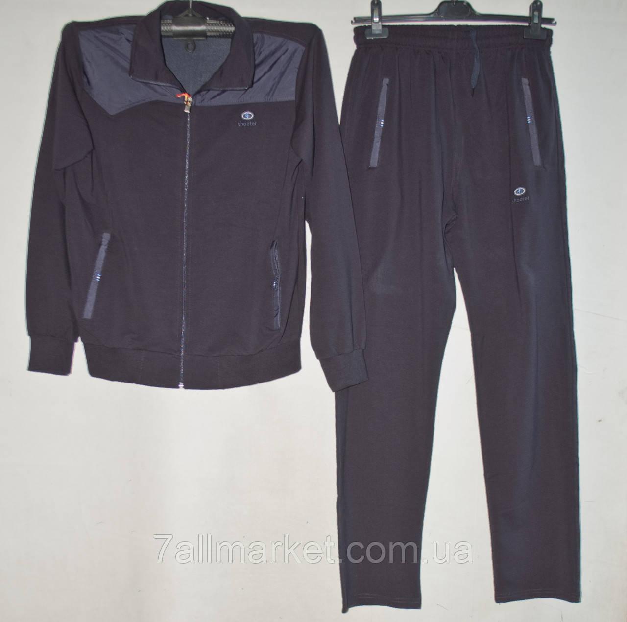 a5d5fcb9938 Спортивный костюм мужской без манжетов размеры 46-54 (2 цвета) Серии