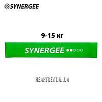 Резинка для фитнеса (эспандер) Mini Band Synergee (9-15 кг)