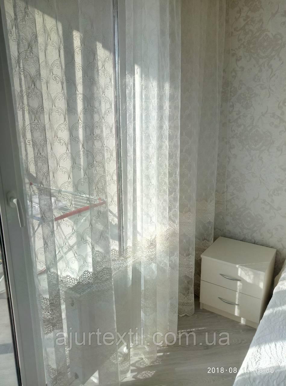 "Тюль фатин ""Джованни"" Турция"