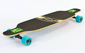"Лонгборд Fish Skateboards 38"" - Octopus 96 см, фото 2"