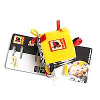 Погремушка-кубик B&W TM Macik, фото 1