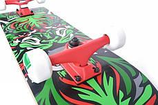 Скейтборд трюковой Tempish TIGER - Green, фото 3