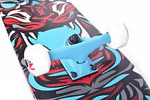 Скейтборд трюковой Tempish TIGER - Blue, фото 2