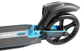 Самокат двухколесный Maraton D-MAX 9 - Синий, фото 2