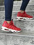 Женские кроссовки Nike Air Max 95 TT.  Живое фото. (Реплика ААА+), фото 6