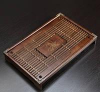Чабань из японского дуба, модель 2, размер 43*28*5,5 см