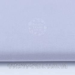 Однотонная бязь, цвет серо-сиреневый, №1480а