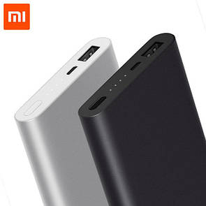 Оригинал Xiaomi Mi Power Bank 2 10000 mAh