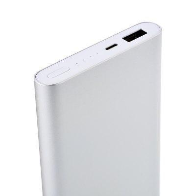 Оригинал Xiaomi Mi Power Bank 2 10000 mAh Белый