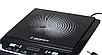 Электроплита индукционная плита Besser 2000Вт керамическая плита 10212, фото 4