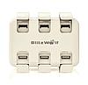 Настольное зарядное устройство BlitzWolf 6 портов 50 Вт