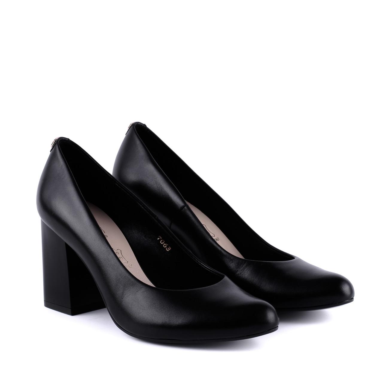 535d946c428b9f Купить Туфли женские Sala (стильные, кожаные, на удобном каблуке ...