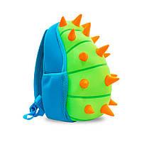 Дошкольный Рюкзак Nohoo Зеленый Шипастик 35х27х18 см (NH022-1-1)