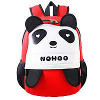 Дитячий Рюкзак Nohoo Червона Панда 34х24х15 см (NH013-1-10)