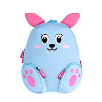 Детский Рюкзак Nohoo Веселый заяц 25,5*21*11 см (NH044-77), фото 1