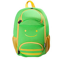 Детский Рюкзак NoHoo Смайлик Зелёный (NH001-1), фото 1