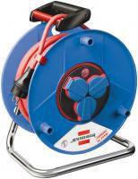 Удлинитель на катушке 50 метров; 3 розетки; H05RR-F 3G1,5; Bretec®
