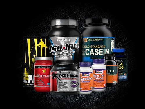 Протеин 100% Whey Protein Professional