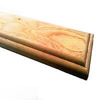 Скамеечный брус 70х25х1500 мм (дуб)