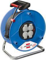 Удлинитель на катушке 50 метров; 4 розетки; H05VV-F 3G1,5; Bretec®