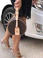 Женская сумочка LOUIS VUITTON PETITE BOITE (реплика), фото 1