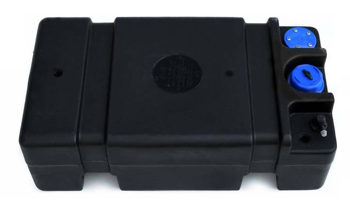 Топливный бак Lalizas  c крышкой 38 литров, фото 2