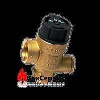 Клапан предохранительный (сбросной) 8 бар бойлера газового котла Baxi / Westen 9950620