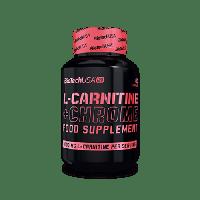 Л-карнитин  для снижения веса L-Carnitine + Chrome - 60 caps