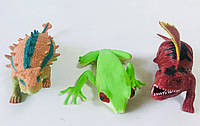 Антистресс-тянучка Динозавр