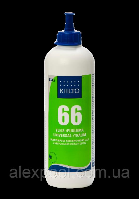 Клей Kiilto 66 (0.33 л) - для стиків