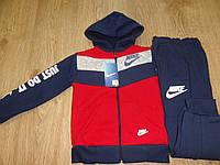 Спортивный костюм для мальчика на флисе 116-134.