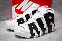 Кроссовки реплика мужские Nike More Uptempo, белые (13917),  [  43 44  ], фото 1
