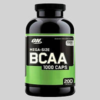 BCAA аминокислоты Optimum BCAA 1000 Caps (200 капс.)