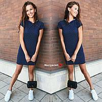 Женское модное платье в спортивном стиле, фото 1