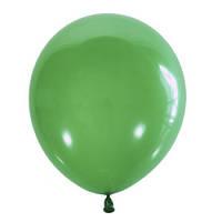 """Воздушный шар Мексика Latex Occidental 12"""" (30 см) Пастель DARK GREEN 009 (100 шт)"""