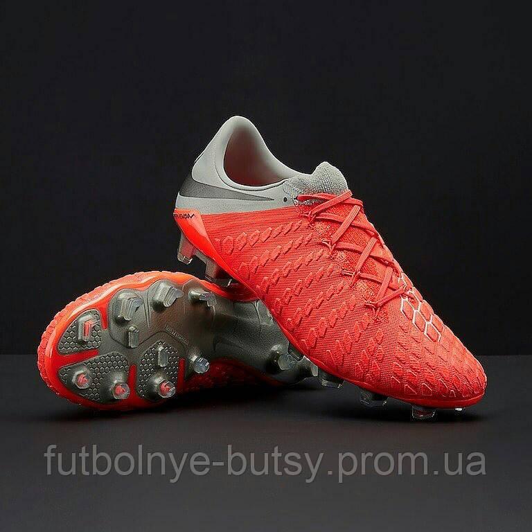 d180ad3d Футбольные бутсы Nike Hypervenom Phantom III FG : продажа, цена в ...