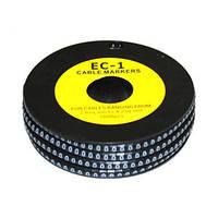 Маркер кабельный резиновый