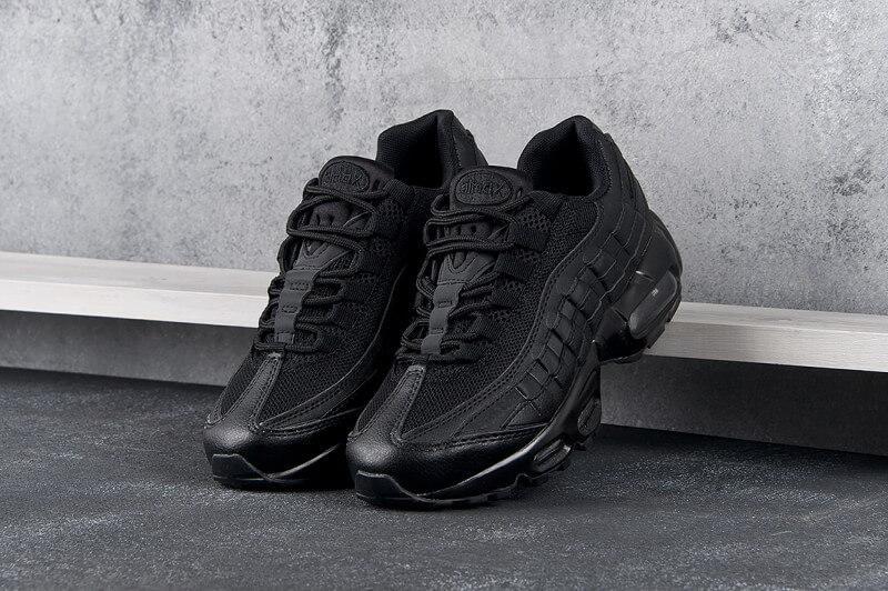 Кроссовки Nike Air Max 95 WMNS Triple Black