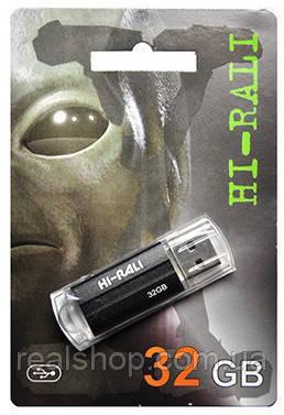 USB Flash - накопитель Hi-Rali 32GB