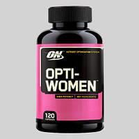 Витамины и минералы Optimum Opti-Women (120 капс.)