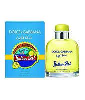 Мужская туалетная вода Dolce&Gabbana Light Blue Italian Zest